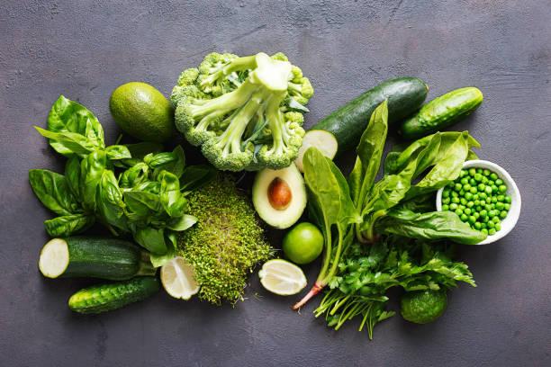Thực phẩm tốt cho bà bầu: Bông cải xanh và rau xanh lá đậm