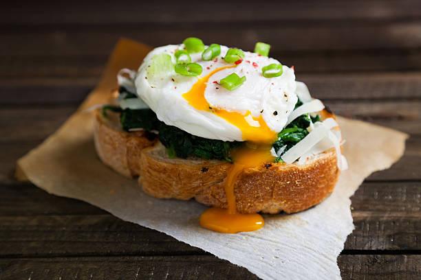 Thực phẩm tốt cho bà bầu: Trứng